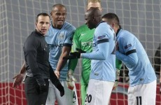 Man City held in Moscow after controversial late penalty