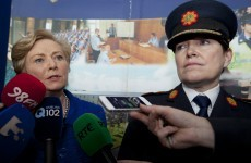Frances Fitzgerald: It's 'regrettable' that no TDs showed up to discuss Garda reform Bill