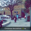 Dismayed Dubliners assaulted with Christmas two months early