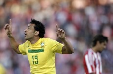 Copa América: Fred spares more Brazil blushes