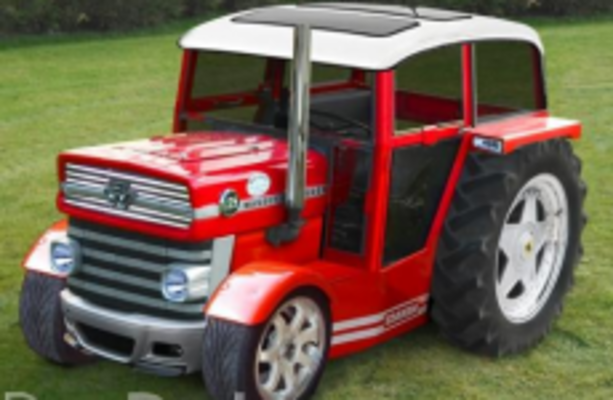 souped up tractor for sale in sligo not suitable for dreamers or townies. Black Bedroom Furniture Sets. Home Design Ideas