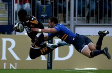 'OOOH, he's absolutely done Madigan!' - Wade's try against Leinster was pretty special