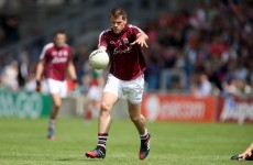 Galway footballer does superb Micheál Ó Muircheartaigh impression after county final
