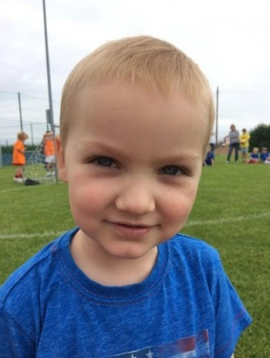 """Superhero"" four-year-old Gavin Glynn has passed away"