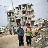 Senators have agreed to recognise Palestine as an independent state