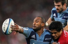 Henry names Tri-Nations squad