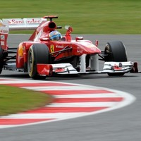 Victory for Alonso at Silverstone