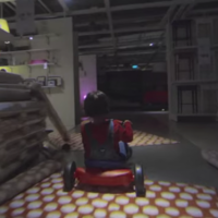 Can you spot all The Shining references in this brilliant Halloween IKEA ad?