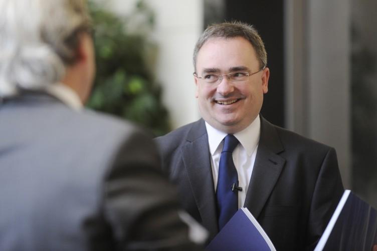 Nama CEO Brendan McDonagh