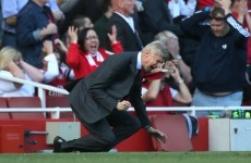 It's Arsene Wenger's 65th birthday today so here are 12 of his best photos