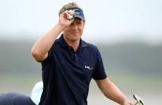 Flawless Donald wins Scottish Open