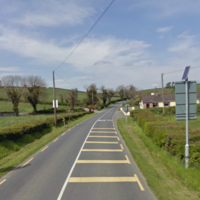 Pedestrian killed in late-night Monaghan car crash