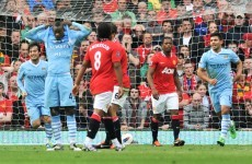 On this day three years ago, Mario Balotelli ripped Manchester United to shreds