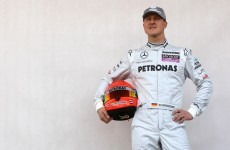 Schumacher doctor sees progress in F1 legend's recovery