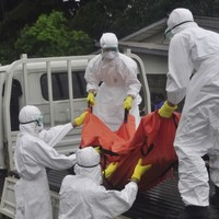 More than 90,000 Ebola deaths expected in Liberia by Christmas
