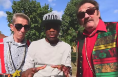 The 8 most baffling moments in the Chuckle Brothers' rap video