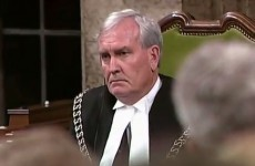 Sergeant-at-Arms who shot Canadian gunman gets standing ovation