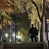 White House fence jumper charged with kicking two police dogs