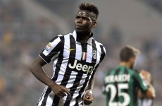 Paul Pogba is going nowhere fast after signing new deal at Juventus