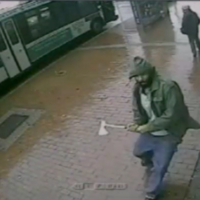 New York cop in serious condition after hatchet attack
