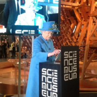 This is not a drill: The Queen just posted her first tweet