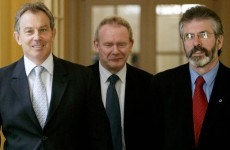 Blair: I lied on Ireland