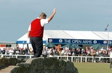 The best of The Open: The Golden Bear bows out