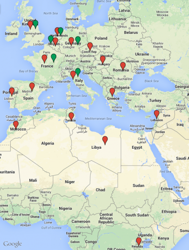 Interactive map: Here's where all our live sheep and cattle exports go