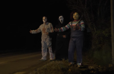This terrifying horror movie-themed prank is simply cruel