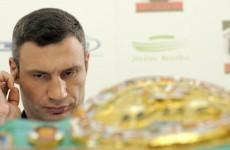 Round Two: Vitali could be next in line for beaten Haye