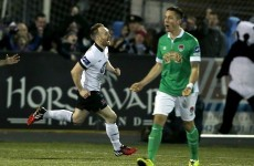 Stephen O'Donnell scores a BIG goal in tonight's LOI title decider