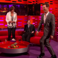 6 reasons Benedict Cumberbatch could do no wrong on Graham Norton