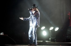 Axl Rose fires backstage crew, only to hire them again