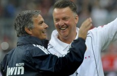 Van Gaal: I want Man Utd to play like Mourinho's Chelsea