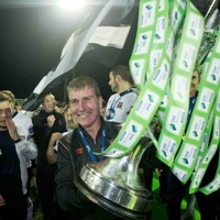 Stephen Kenny: winning title in front of Oriel crowd more than we could have dreamed
