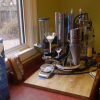 Man builds ultimate machine to make the perfect cookie