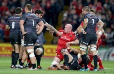 Ben Kay and some of the Sarries boys think CJ Stander was faking an injury last night