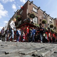 Temple Bar's cobbled streets under threat as women wearing stilettos can't walk on them