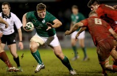 Irish propping prospect Coulson makes second Grenoble appearance