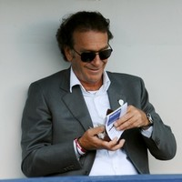 John Giles has told Leeds owner Massimo Cellino where to go