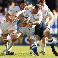 Heaslip: Mistakes killed us - but we proved we're able to grind out the win