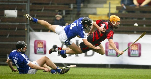 Cathal McInerney's late goal steers Cratloe past 14-man Ballygunner in Munster