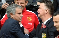 Manchester United 1-1 Chelsea: Managers' reactions