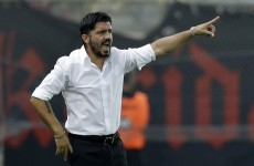 Gennaro Gattuso has walked away from his third job in just over a year