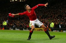 Van Persie hails deserved United point