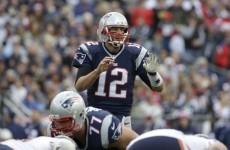 Brady's hot October continues as Patriots blitz the Bears