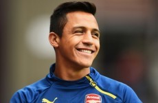 Alexis as good as Henry or Van Persie for Arsenal, insists Flamini
