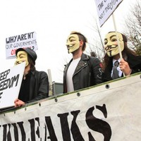 Anonymous hackers release 90,000 military email logins and 'French Nazi' phone numbers