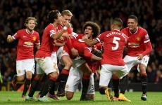 Opinion: Swell of optimism as Manchester United offer renewed spirit and belief