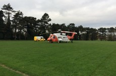 Man in hospital after being rescued from Dollymount Beach